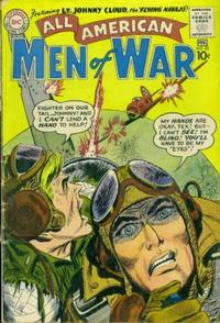 Cover Thumbnail for All-American Men of War (DC, 1953 series) #83