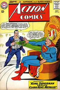 Cover Thumbnail for Action Comics (DC, 1938 series) #312