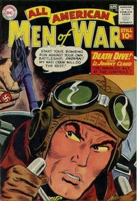 Cover Thumbnail for All-American Men of War (DC, 1952 series) #84
