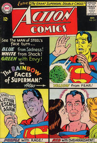 Cover Thumbnail for Action Comics (DC, 1938 series) #317