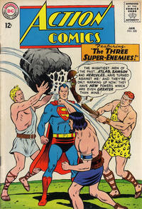 Cover Thumbnail for Action Comics (DC, 1938 series) #320