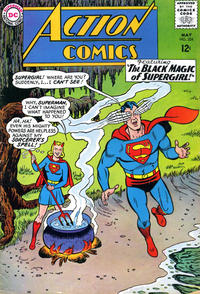 Cover Thumbnail for Action Comics (DC, 1938 series) #324