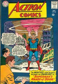 Cover Thumbnail for Action Comics (DC, 1938 series) #328