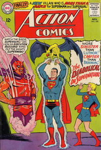 Cover Thumbnail for Action Comics (DC, 1938 series) #330