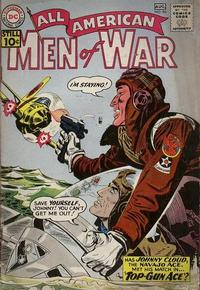 Cover for All-American Men of War (DC, 1952 series) #86