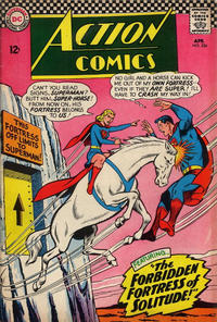 Cover Thumbnail for Action Comics (DC, 1938 series) #336