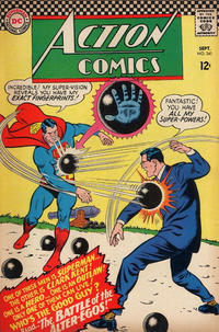 Cover Thumbnail for Action Comics (DC, 1938 series) #341