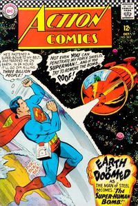 Cover Thumbnail for Action Comics (DC, 1938 series) #342
