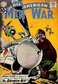 Cover Thumbnail for All-American Men of War (DC, 1953 series) #87