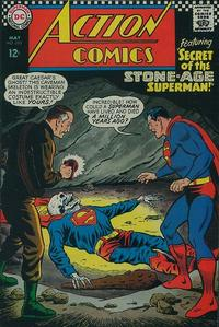 Cover Thumbnail for Action Comics (DC, 1938 series) #350
