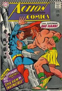 Cover Thumbnail for Action Comics (DC, 1938 series) #351