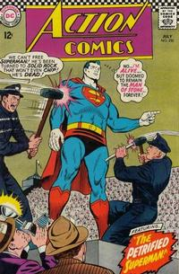 Cover Thumbnail for Action Comics (DC, 1938 series) #352