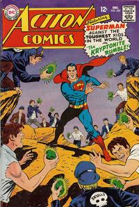 Cover Thumbnail for Action Comics (DC, 1938 series) #357