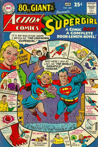 Cover Thumbnail for Action Comics (DC, 1938 series) #360