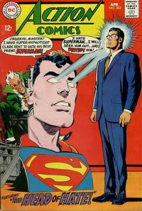 Cover Thumbnail for Action Comics (DC, 1938 series) #362