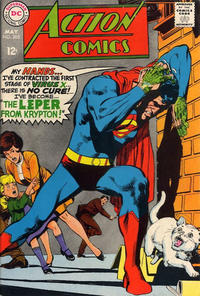 Cover Thumbnail for Action Comics (DC, 1938 series) #363