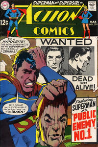 Cover Thumbnail for Action Comics (DC, 1938 series) #374