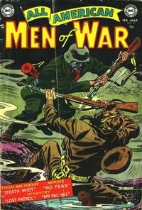 Cover Thumbnail for All-American Men of War (DC, 1953 series) #9