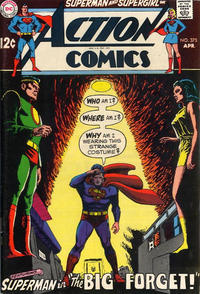 Cover Thumbnail for Action Comics (DC, 1938 series) #375