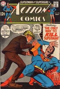 Cover Thumbnail for Action Comics (DC, 1938 series) #376
