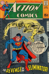 Cover Thumbnail for Action Comics (DC, 1938 series) #379