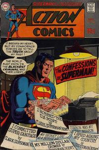 Cover Thumbnail for Action Comics (DC, 1938 series) #380