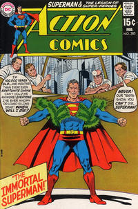 Cover Thumbnail for Action Comics (DC, 1938 series) #385