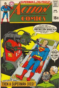 Cover Thumbnail for Action Comics (DC, 1938 series) #387