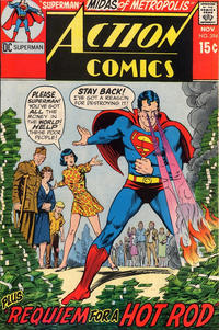 Cover Thumbnail for Action Comics (DC, 1938 series) #394