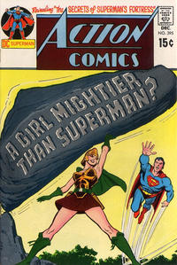 Cover Thumbnail for Action Comics (DC, 1938 series) #395