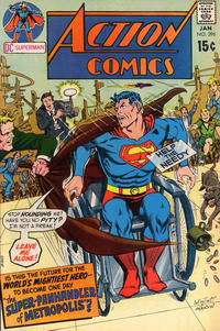 Cover Thumbnail for Action Comics (DC, 1938 series) #396