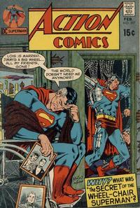 Cover for Action Comics (DC, 1938 series) #397
