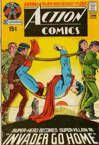 Cover Thumbnail for Action Comics (DC, 1938 series) #401