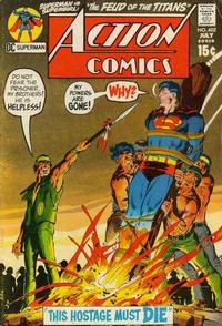 Cover Thumbnail for Action Comics (DC, 1938 series) #402