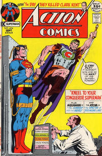 Cover Thumbnail for Action Comics (DC, 1938 series) #404