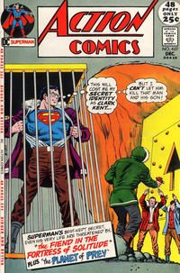 Cover Thumbnail for Action Comics (DC, 1938 series) #407