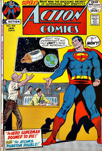 Cover Thumbnail for Action Comics (DC, 1938 series) #408