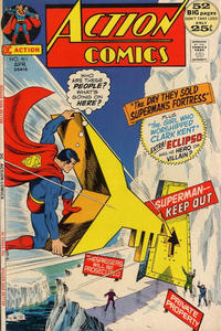 Cover Thumbnail for Action Comics (DC, 1938 series) #411