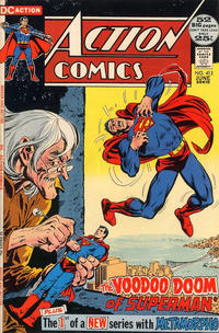 Cover Thumbnail for Action Comics (DC, 1938 series) #413