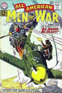 Cover Thumbnail for All-American Men of War (DC, 1953 series) #94