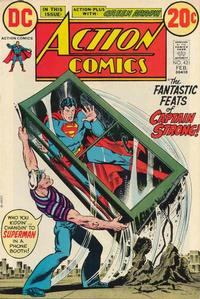 Cover Thumbnail for Action Comics (DC, 1938 series) #421