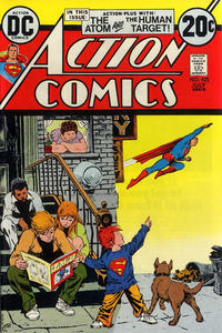 Cover Thumbnail for Action Comics (DC, 1938 series) #425