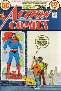 Cover Thumbnail for Action Comics (DC, 1938 series) #428