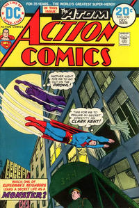 Cover Thumbnail for Action Comics (DC, 1938 series) #430