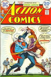 Cover Thumbnail for Action Comics (DC, 1938 series) #431