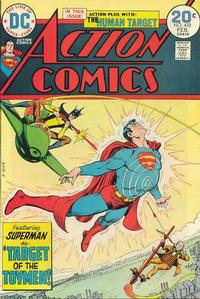Cover Thumbnail for Action Comics (DC, 1938 series) #432