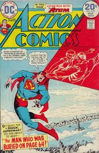 Cover Thumbnail for Action Comics (DC, 1938 series) #433