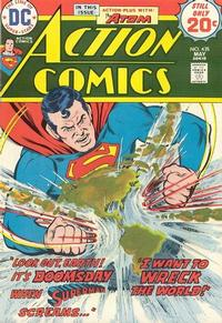 Cover Thumbnail for Action Comics (DC, 1938 series) #435