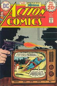 Cover Thumbnail for Action Comics (DC, 1938 series) #442