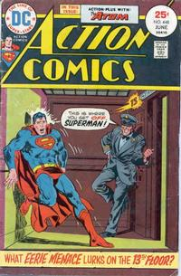 Cover Thumbnail for Action Comics (DC, 1938 series) #448